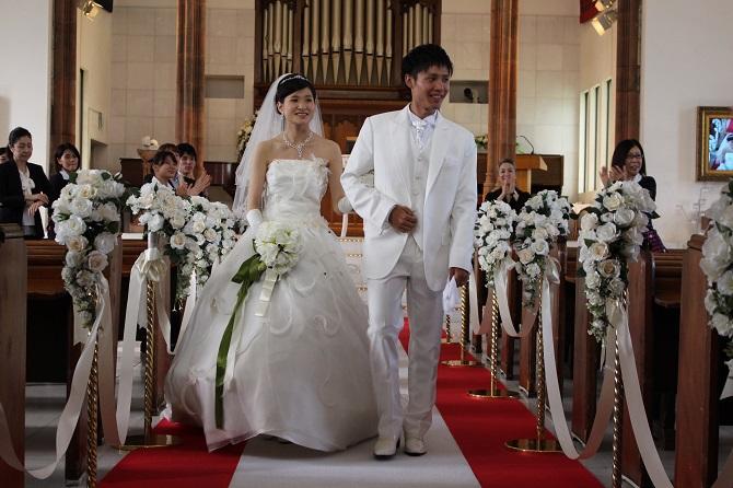 模擬結婚式・模擬披露宴